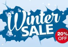 Winter Sale on ALL Courses